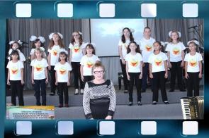 Областной хоровой фестиваль посвященный Году Российского кино